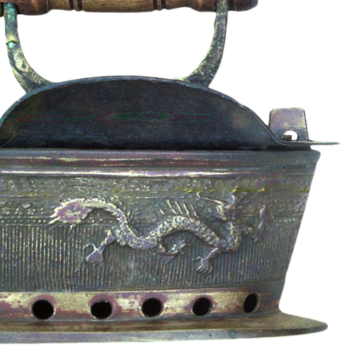 Java Chinese brass coal iron