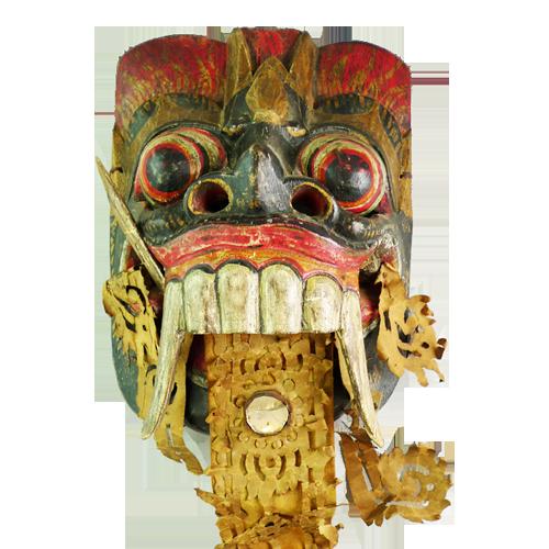 Bali barong mask