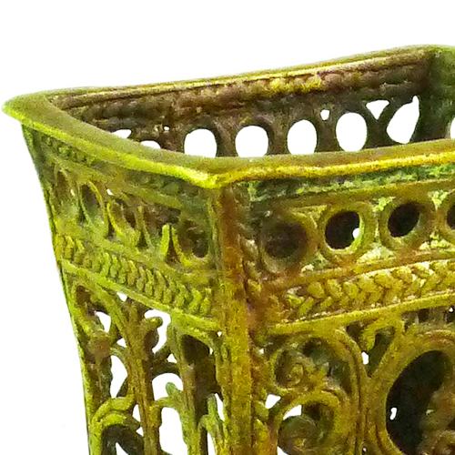 Small ancient bronze sirih jar from Lampung South Sumatra